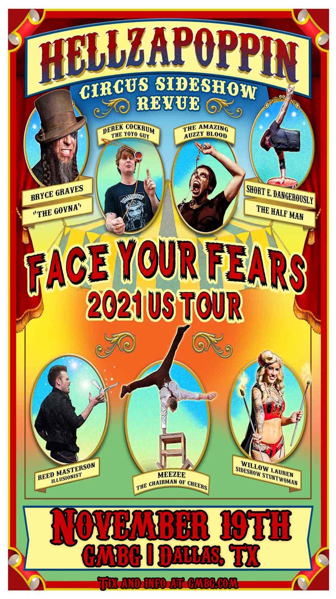 Hellzapoppin Circus Show