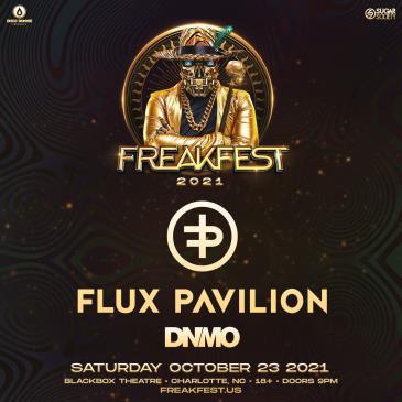 Freakfest Ft. Flux Pavilion - CHARLOTTE: