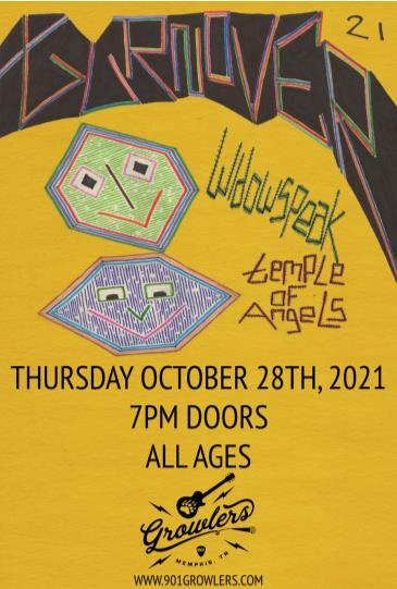 Turnover w/ Widowspeak and Temple of Angels: