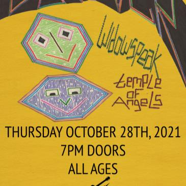 Turnover w/ Widowspeak and Temple of Angels-img