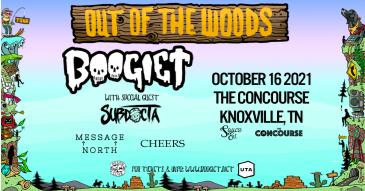 Boogie T: Knoxville Out Of The Woods Tour: