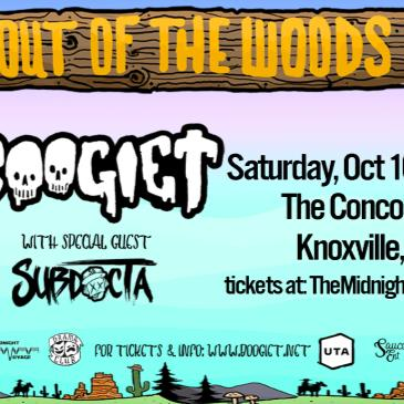 Boogie T: Knoxville Out Of The Woods Tour-img