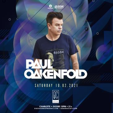 Paul Oakenfold - CHARLOTTE: