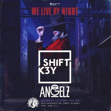 Shift K3Y: