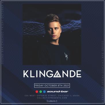 Klingande at Sound-Bar (CANCELLED):