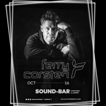 Ferry Corsten at Sound-Bar: