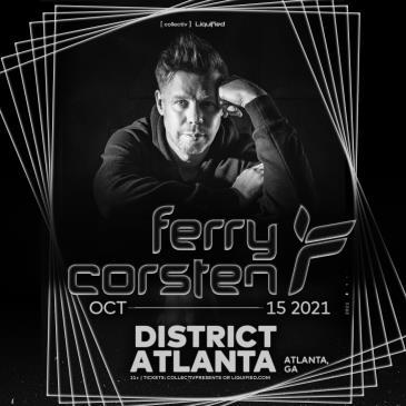 Ferry Corsten at District Atlanta: