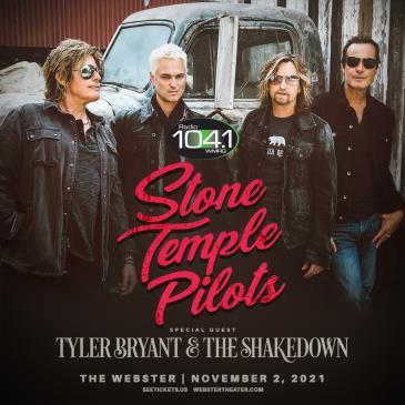 Radio 104.1 WMRQ Presents: Stone Temple Pilots: