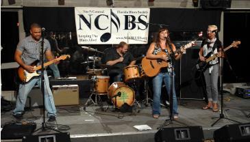 North Central Florida Regional Blues Challenge:
