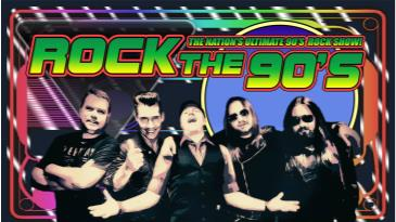 Rock the 90's USA: The Official 90's Rock Tribute: