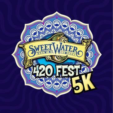 SweetWater 420 Fest 5k Road Race: