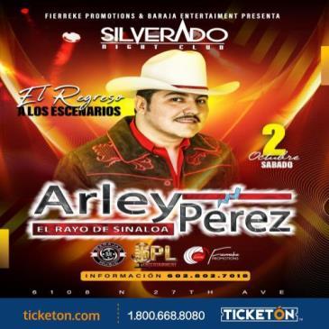 ARLEY PEREZ: