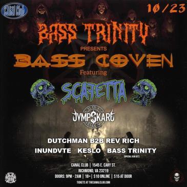 Bass Trinity presents Scafetta: