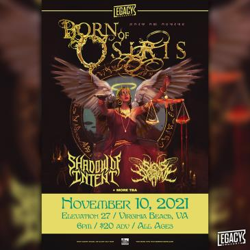 Born of Osiris – Angel or Alien Tour-img