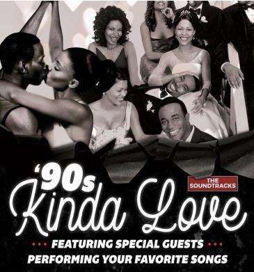 90's Kinda Love: The Soundtracks: