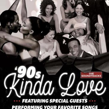 90's Kinda Love: The Soundtracks-img
