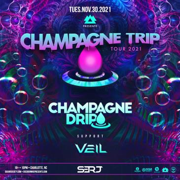 Champagne Drip - CHARLOTTE: