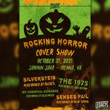 The Annual: Rocking Horror Cover Show: