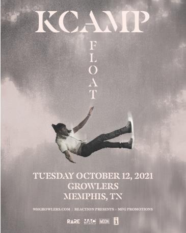 K Camp - Float Tour: