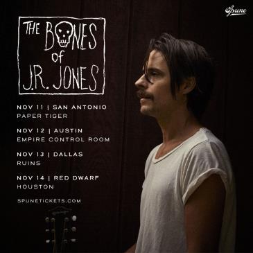 The Bones of J.R. Jones: