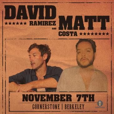 David Ramirez & Matt Costa: