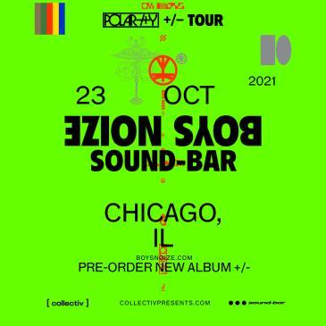 Boys Noize at Sound-Bar: