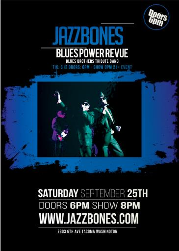 Blues Power Revue (Blues Brothers Tribute):