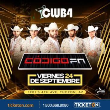 CODIGO FN | TUCSON AZ: