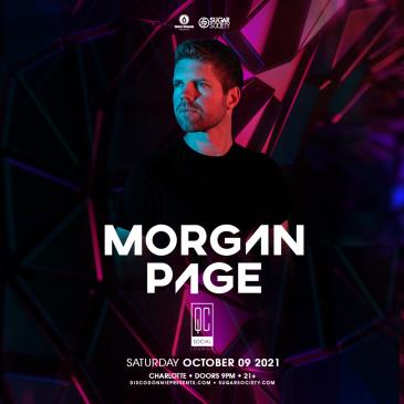 Morgan Page - CHARLOTTE: