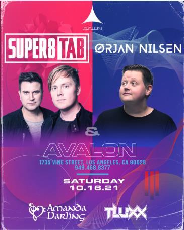 Super8 & Tab / Orjan Nilsen:
