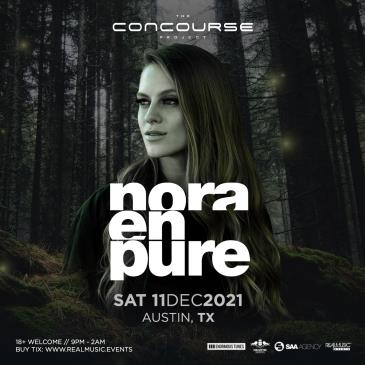 Nora En Pure at The Concourse Project: