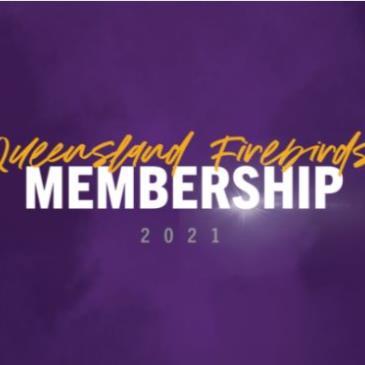 Queensland Firebirds Membership-img