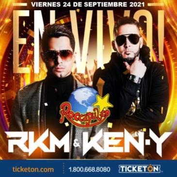 RKM & KEN-Y en ROCCAPUlCO San Francisco!