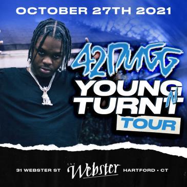 42 Dugg: Young N Turnt Tour: