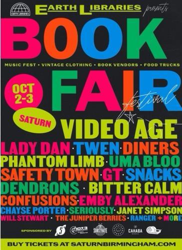 Book Fair Music Festival: