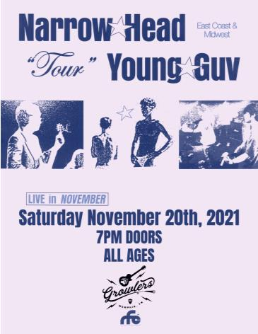 Narrow Head & Young Guv w/ Laffing Gas: