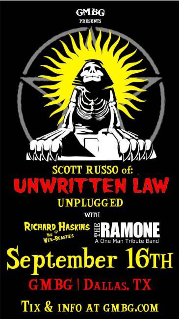 Unwritten Law: Unplugged: