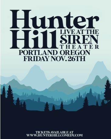 Hunter Hill's GENTLE GIANT:
