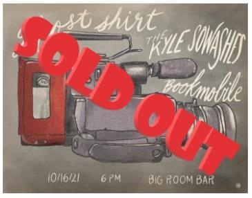 The Return of Ghost Shirt @ Big Room Bar: