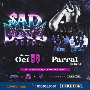 $AD BOYZ TOUR: