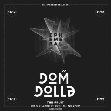 Dom Dolla - DURHAM: