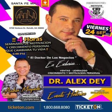DR ALEX DEY: