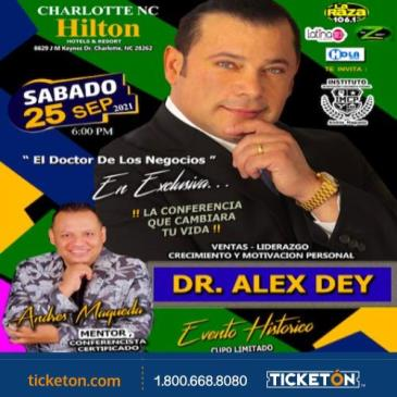 DR ALEX DEY