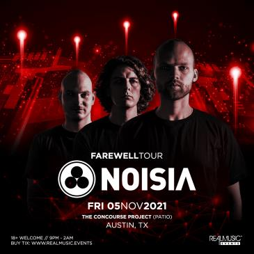 Noisia at The Concourse Project (Patio):