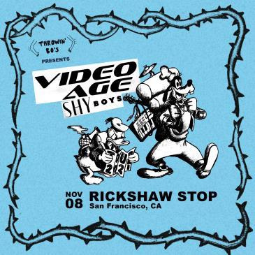 VIDEO AGE / SHY BOYS: