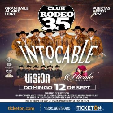 CANCELADO/INTOCABLE EN TROY TX: