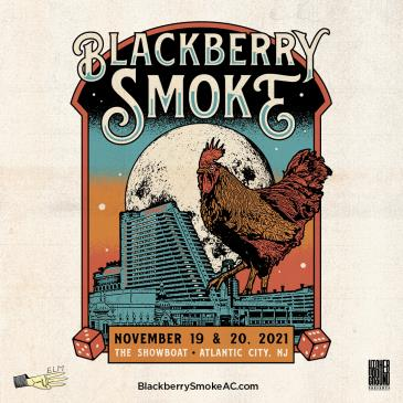 Blackberry Smoke:Atlantic City Takeover - VIP Packages-img