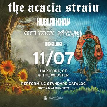 The Acacia Strain: