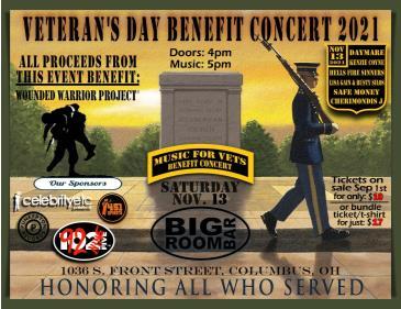 Veteran's Day Benefit Concert: