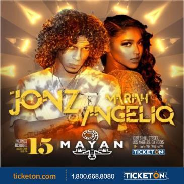 MARIAH ANGELIQ Y JON Z: